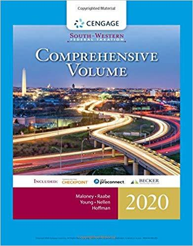 Solution Manual For South Western Federal Taxation 2020 border=