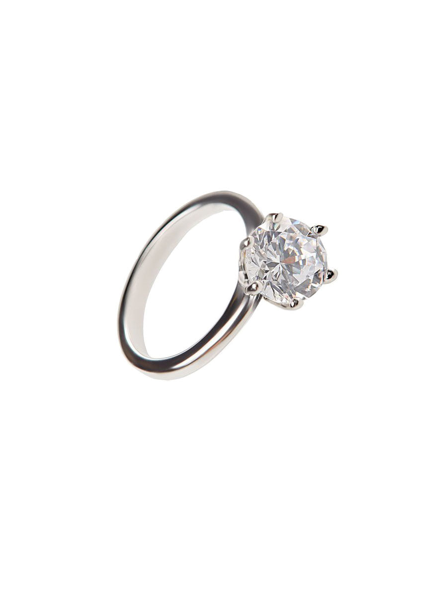 SHA0040 1 Carat Diamond Ring
