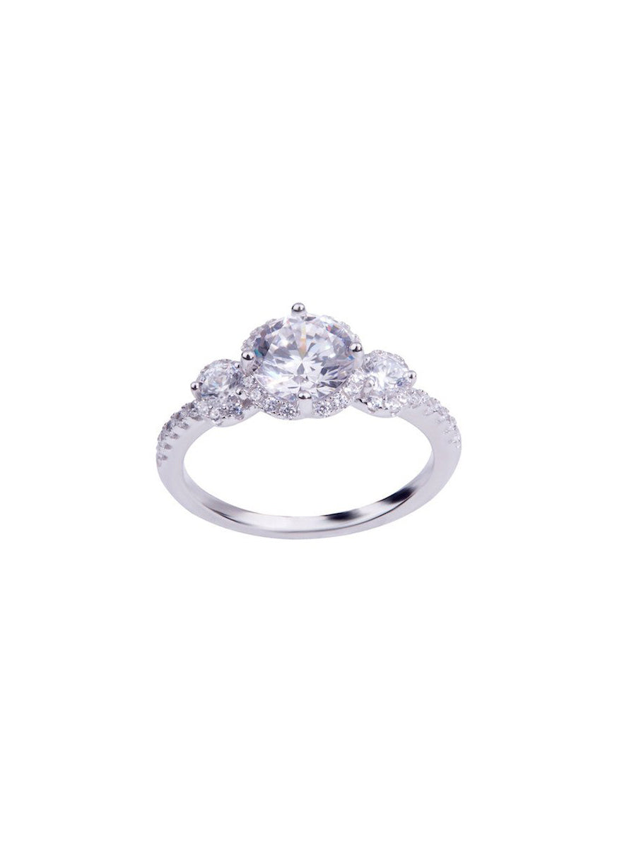 SHA0211 DIAMOND RING