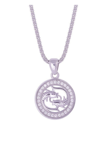SHA0295 Constellation 'Pisces' Necklace