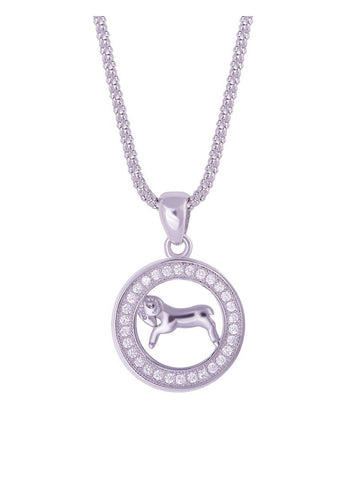 SHA0295 Constellation 'Aries' Necklace