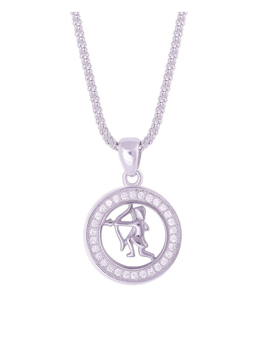 SHA0295 Constellation 'Sagittarius' Necklace
