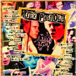 Sex Pistols  Kiss This Greeting Card Greeting Card