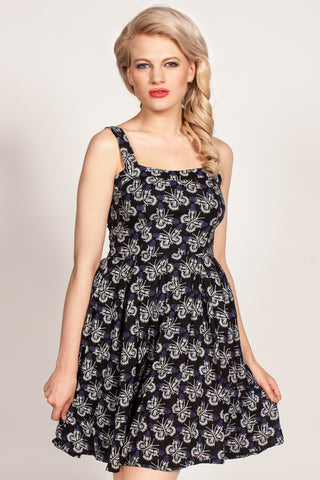 Various Brands Cold Heart Boney Butterfly Dresse