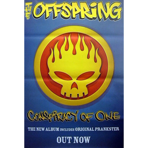 Offspring Conspiracy Of One  Poster