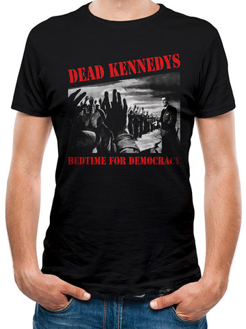 Dead Kennedys Bedtime for Democracy Mens Tshirt