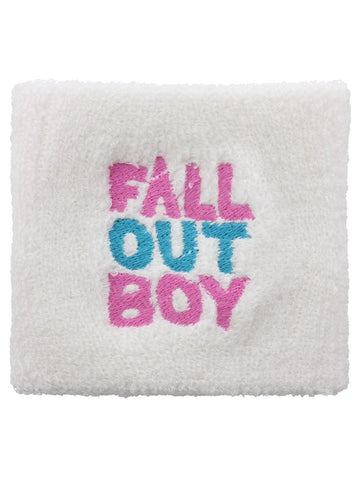 Fall Out Boy Logo Sweatband