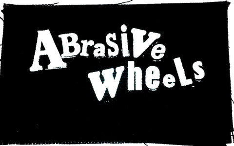 Abrasive Wheels Logo Printed Patche