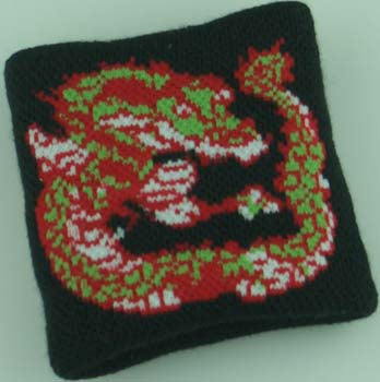 Various Clothing Sweat Band Dragon W8.5cm Sweatband