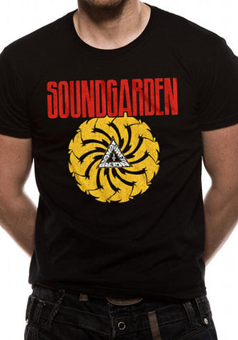Soundgarden Bad Motor Finger T-shirt