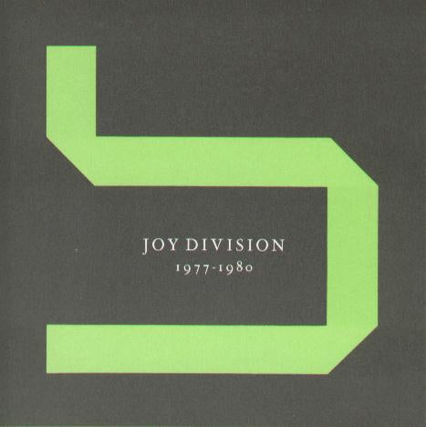 Joy Division  1977 to 1980 CD