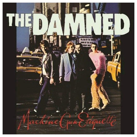 Damned Machine Gun Etiquette  Vinyl LP