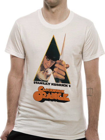 Clockwork Orange Knife  T-shirt