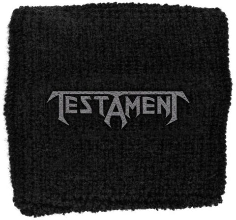 Testament Logo Sweatband