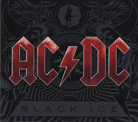 ACDC  Black Ice CD