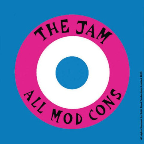 Jam Coaster All Mod Cons General Stuff