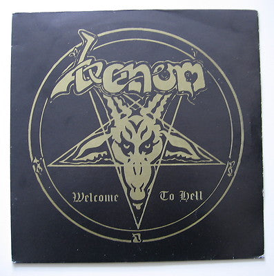 Venom Straight to Hell Vinyl LP
