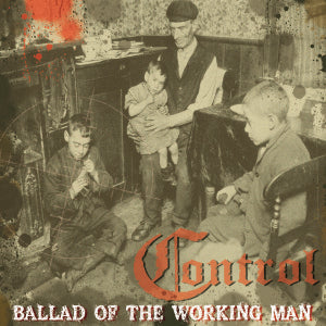 Control Ballard Of The Working Man  CD