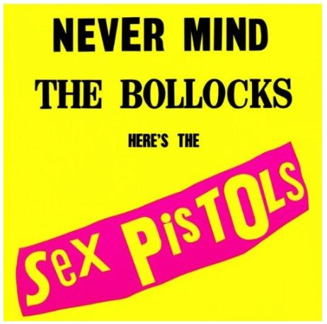 Sex Pistols  Never Mind The Bollocks Greeting Card Greeting Card