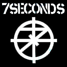 7 Seconds Logo Woven Patche