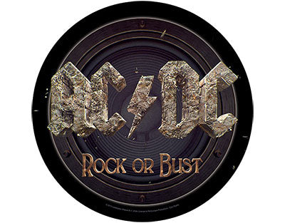 ACDC Rock or Bust backpatch Backpatche