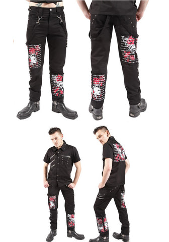 Dead Threads Punks Not Dead TT9517 Mens Trouser