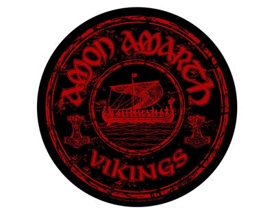 Amon Amarth Viking backpatch Backpatche