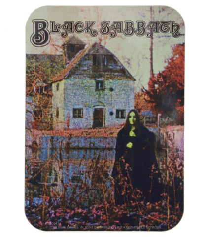 Black Sabbath First Album  Sticker