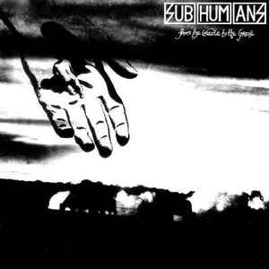 Subhumans Cradle to The Grave Vinyl Vinyl LP
