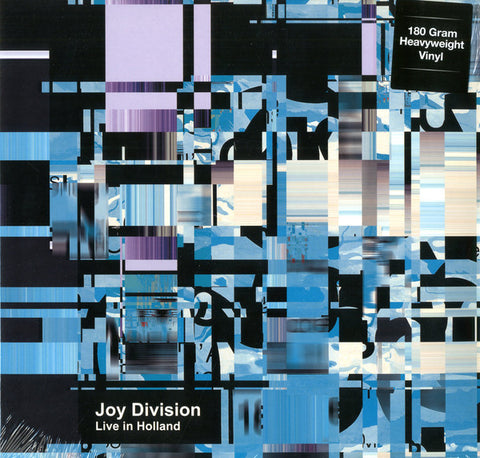 Joy Division Live In Holland January 11th 1980 Vinyl LP