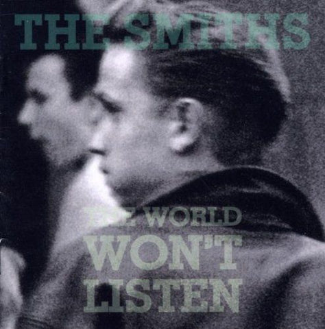 Smiths The World Wont Listen CD