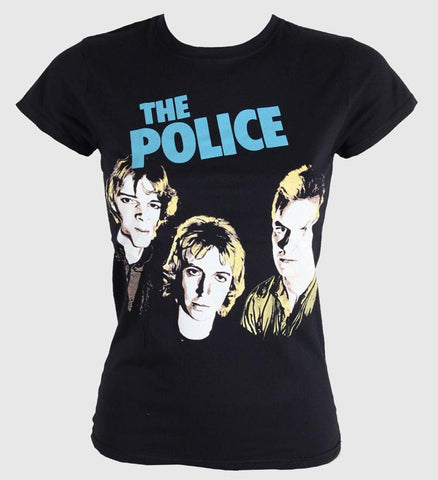 Police Outlandos D'maour Womens Top