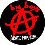 Big Boys Skate For Fun Badge