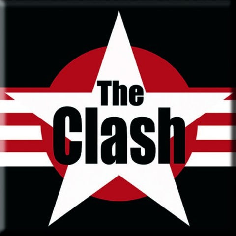 Clash Star Fridge Magnet Magnet