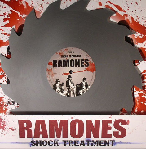 Ramones Shock Treatment Vinyl LP
