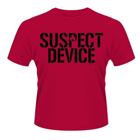 Stiff Little Fingers Suspect Device  Mens Tshirt