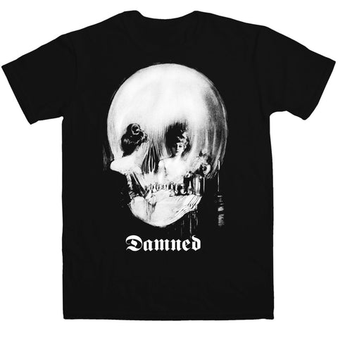 Damned Lady Stretcher Case Mens Tshirt