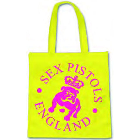 Sex Pistols Bulldog Eco Bag Bag