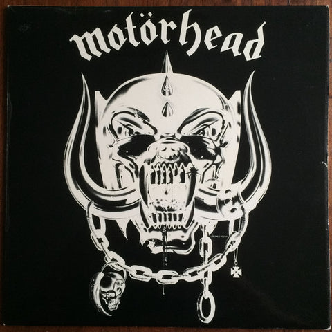 Motorhead Debut Album  Vinyl LP