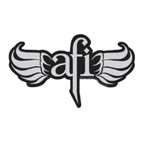 AFI Wings Sticker