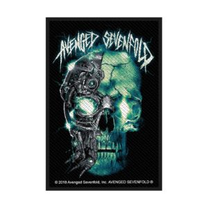 Avenged Sevenfold Biochemical  Woven Patche