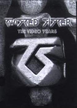 Twisted Sister  The Video Years DVD