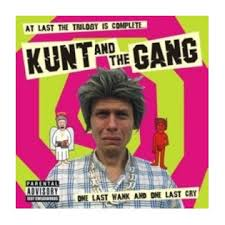 Kunt and the Gang One Last Cry CD