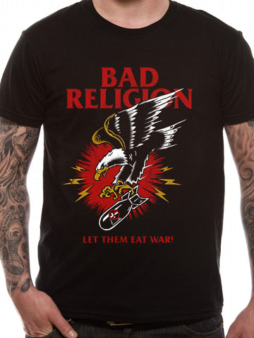 Bad Religion War Mens Tshirt