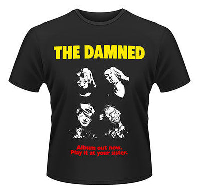 Damned Your Sister T-shirt