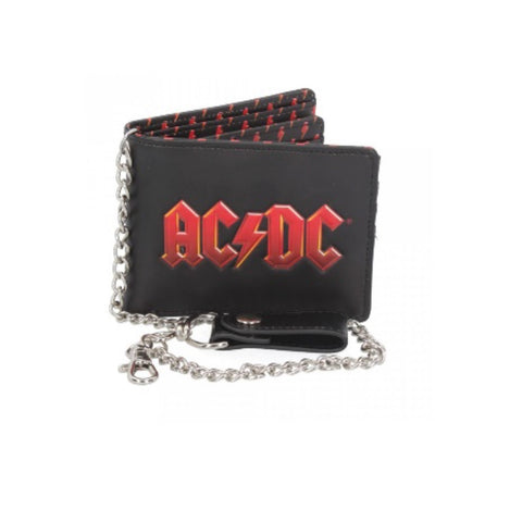 LOGO (WITH CHAIN) - Purses & Wallets (AC/DC)