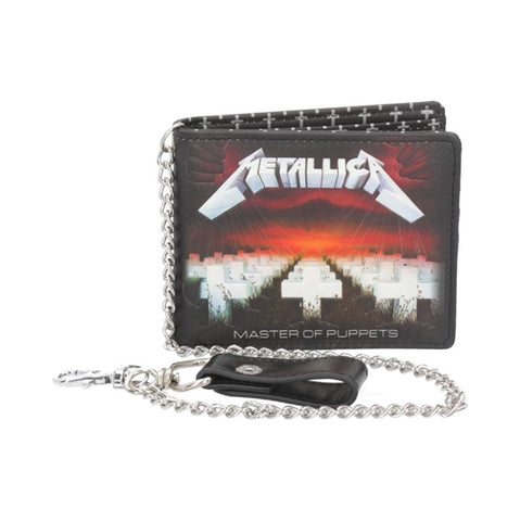 MASTER OF PUPPETS (WALLET) - Purses & Wallets (METALLICA)