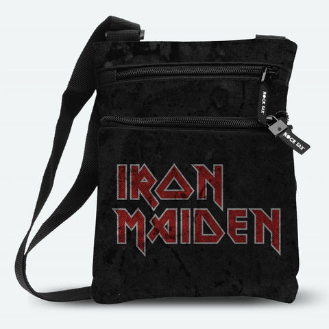 LOGO  (BODY BAG) - Bags (IRON MAIDEN)