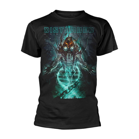 EVOLVE 2 - Mens Tshirts (DISTURBED)