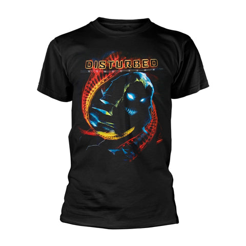 DNA SWIRL - Mens Tshirts (DISTURBED)